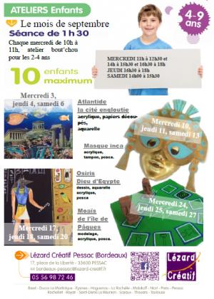 2014-09 Programme Ateliers Enfants