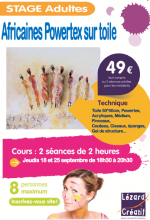 2014-09 Stage Les africaines