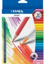 Giotto-36-Crayons de couleur lyra soluble