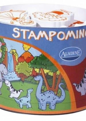 STAMPOMINOS DINOSAURE-3660016851231