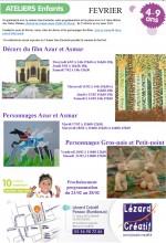 2015-02 Programme Ateliers Enfants
