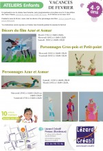 2015-02 Programme Ateliers Enfants - Vacances