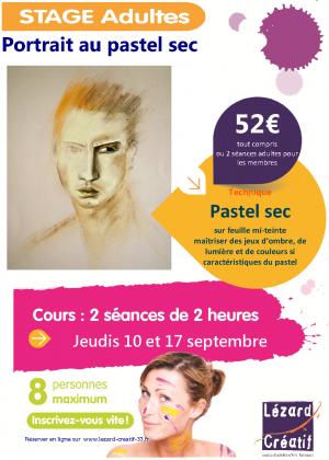 2015-09 Stage portrait pastel sec