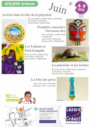 2015-06 Programme Ateliers Enfants