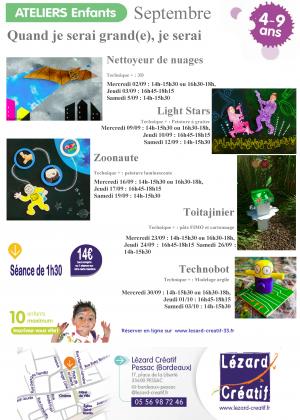 2015-09 Programme Ateliers Enfants