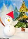 Noël Bonhomme de neige