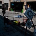 Place aux artistes, montmartre à Pessac
