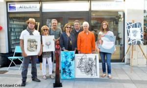 Collectif artistes Pessac