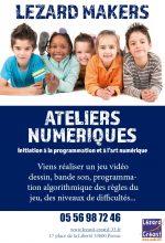 Presentation ateliers numeriques