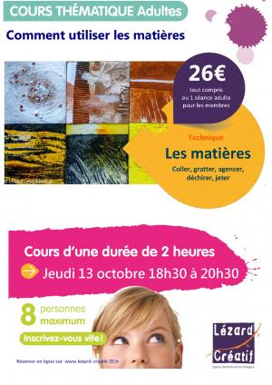 2016-10 Cours-thematique-matiere