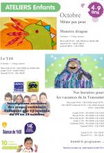 2016-10 Programme Ateliers Enfants