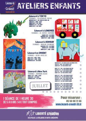 2017-07 Programme Ateliers Enfants