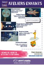 2017-08 Programme Ateliers Enfants