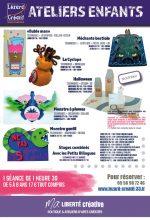 2017-10 Programme Ateliers Enfants vacances