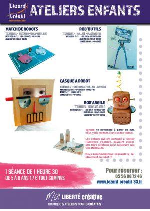 2017-11 Programme Ateliers Enfants vacances