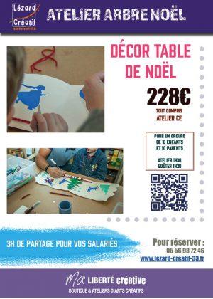 2017-11 Atelier CE arbre de noel