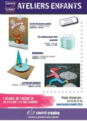 2017-12 Programme Ateliers Enfants vacances