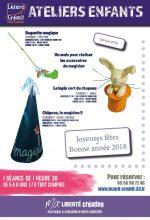 2018-01 Programme Ateliers Enfants la magie