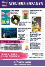 2018-02 Programme Ateliers vacances