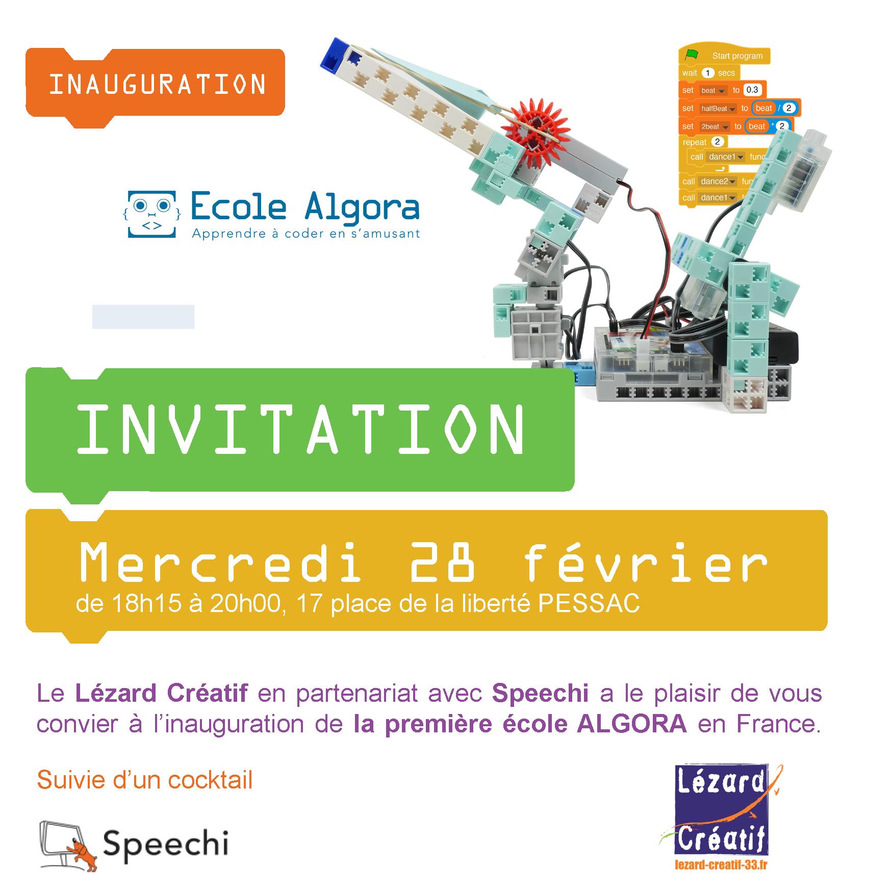 Carton invitation Ecole ALGORA Page_1