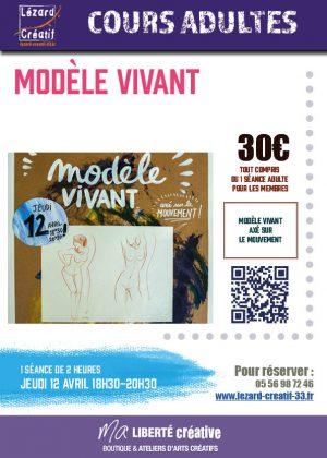 2018-04 Modele vivant