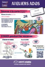 2018-04 Programme Ateliers Ados
