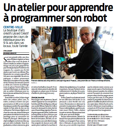 2018-04-12 Article sud ouest