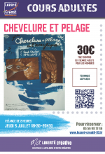 2018-07 Chevelure pelage