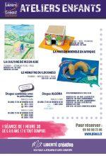 2018-08 Programme Vacances aout