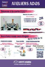 2018-10 Programme Ateliers Ados