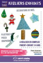 2018-12 Ateliers enfants decorations de noel