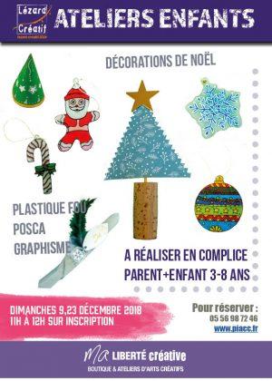 2018-12 Ateliers enfants decorations de noel