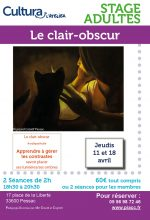 Stage Adultes Clair Obscur