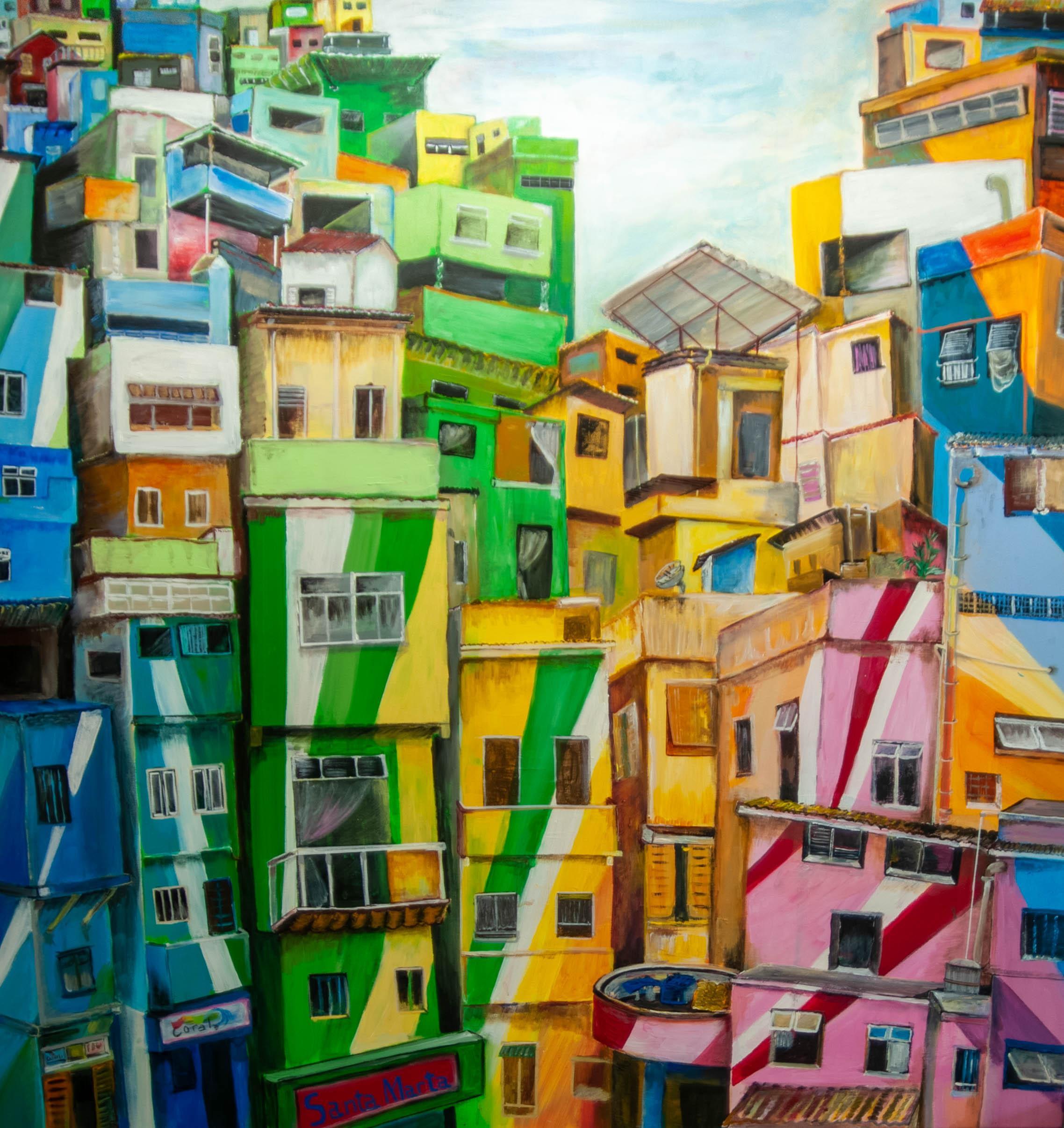 Dévoile ton art 2019 - RIO - de Dominique FEUILLAN
